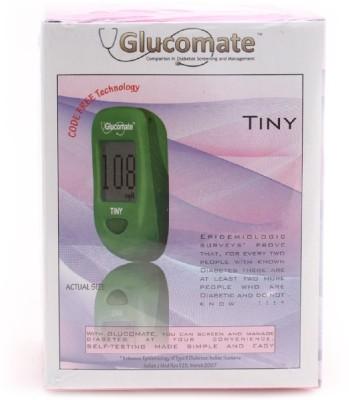Operon Glucomate Tiny Glucometer Green