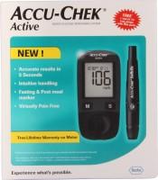Accu Chek Meter Glucometer