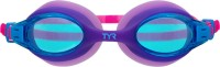 TYR Big Swimple Swimming Goggles (Pink, Blue)