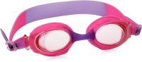 Nivia Shark Junior Swimming Goggles (Pink)