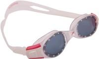 Speedo Futura Biofuse Female Swimming Goggles (Pink, Grey)