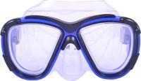 Sun Sports Snorkel Mask Sports Goggles (Blue)