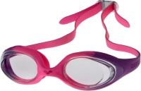 Arena Spider Junior Swimming Goggles (Pink, Purple)