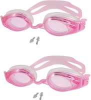 Dolphy Unique Swimming Goggles (Pink)