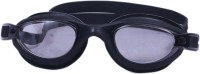 Metro Sports Polycorbonate, Anti Fog, UV Protected, Adjustable & Dual Strap-001 Swimming Goggles (Black) - GOGEJVN6DXX7WZSM