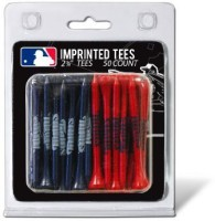 Team Golf MLB Minnesota Twins Tee Golf Tees (Pack Of 50, Blue, White)