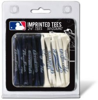 Team Golf MLB New York Yankees Tee Golf Tees (Pack Of 50, Blue, White)
