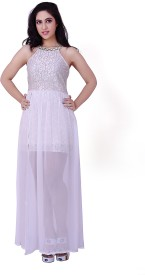Tong Party Gown