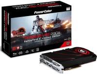 Powercolor AMD/ATI R9 290X 4GB DDR5 4 GB GDDR5 Graphics Card (Black)