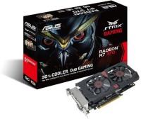 Asus AMD/ATI STRIX R7370 DC2 OC 2GD5 GAMING 2 GB GDDR5 Graphics Card (Black)