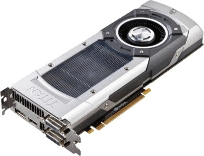 Buy ZOTAC NVIDIA GeForce GTX TITAN 6GB GDDR5 Graphics Card: Graphics Card