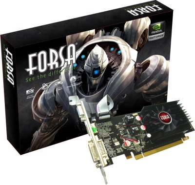 Buy Forsa NVIDIA GeForce GF210 1 GB DDR3 Graphics Card: Graphics Card