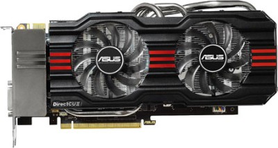 Buy Asus NVIDIA GTX 670 DC2T 2 GB GDDR5 Graphics Card: Graphics Card