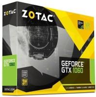 ZOTAC NVIDIA GEOFORCE GTX 1060 DDR5 3 GB GDDR5 Graphics Card (Black)