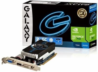 Galaxy Geforce GT 740