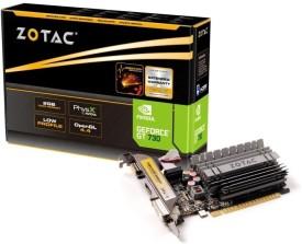 ZOTAC NVIDIA GT 730 2 GB DDR3 Graphics Card