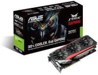 Asus NVIDIA GTX 980 TI OC 6 GB GDDR5 Graphics Card (Black)