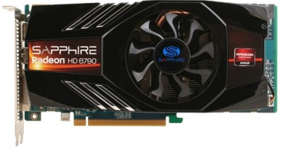 Buy Sapphire AMD/ATI Radeon HD 6790 1 GB GDDR5 Graphics Card: Graphics Card