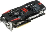 Asus AMD/ATI R9 280X Direct CUII 3GB GDDR5