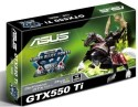 Asus NVIDIA GeForce GTX 550 Ti 1 GB GDDR5 Graphics Card: Graphics Card