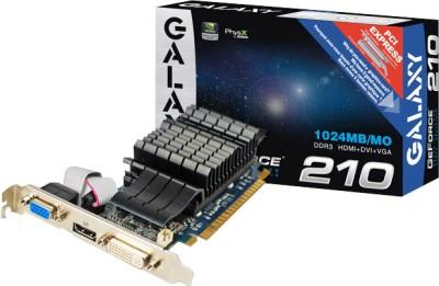 Galaxy GeForce 210