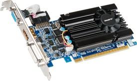 Gigabyte NVIDIA GV-N610D3-2GI 2 GB DDR3 Graphics Card