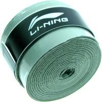 Li-Ning Badminton Racket Smooth Tacky  Grip (Grey, Pack Of 1)