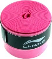 LI-Ning Badminton Racket Smooth Tacky  Grip (Pink, Pack Of 1)