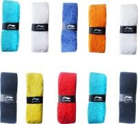 Li-Ning GC001 Pack Of 10 Towel  Grip (Multicolor, Pack Of 10)