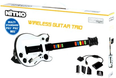 Buy Nitho Wireless Guitar Trio: Guitar