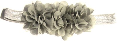 BabyCouture Hair Accessories BabyCouture Triple Chiffon Flower Baby Head Band
