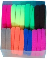 Celebrity Thin Elastic Rubber Band (Multicolor)
