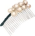 20D Lucky Clover Hair Clip: Hair Accessory