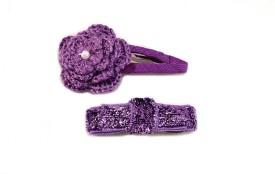 Mi Dulce An'ya Cute Snap Clip Hair Accessory Set