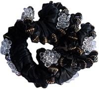 DCS Elastic Hair Band (Black)