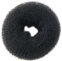 Young & Forever Mini Donut Hair Band (Black)