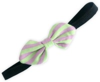 A.T.U.N. Thin Elastics Hair Band (Green)