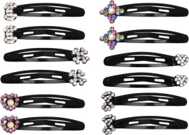 Takspin Stones Studded Combo Hair Accessory Set