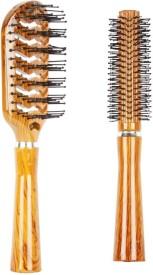 Premsons Premsons Hair Brush 2 Pcs Set