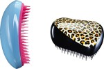 Tangle Teezer Hair Brushes Tangle Teezer Combo Salon Elite Blue and Pink and Compact Feline Groovy