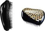 Tangle Teezer Hair Brushes Tangle Teezer Combo Original Black and Compact Feline Groovy