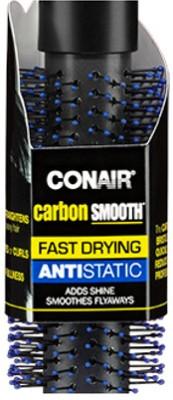 Conair Hair Brushes Conair Carbon Smooth Nylon