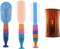 Roots Combo Of Junior Zone Hair Brushes