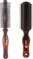 Roots Combo Of Anti-Bacteria All Purpose Round & Oval Hair Brush