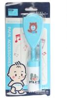 Baby Bucket Papa Baby Musical Hair-Brush & Comb Set (Blue)