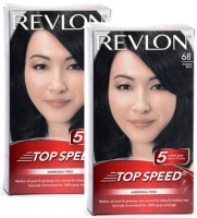 Revlon Paste Hair Color (Brown,Black)