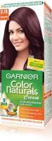Garnier Color Naturals Regular Shade 3.16 Hair Color (3.16 Burgundy)
