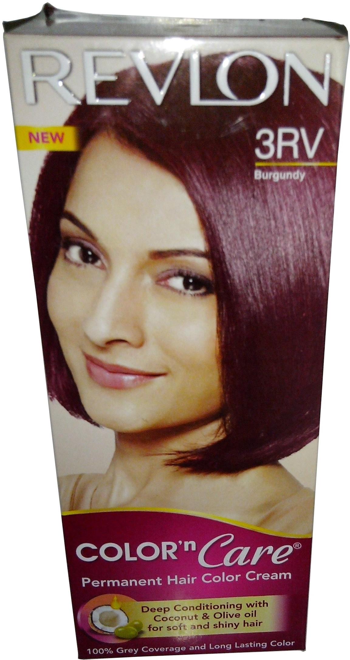 Buy Revlon Color N Care Permanent Hair Color Cream Hair Color 3rv