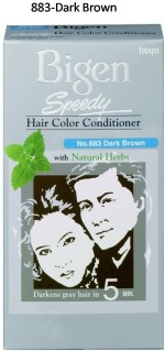 Bigen Hair Colors Bigen Speedy No.883 Hair Color