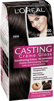 Buy Loreal Paris Casting Cream Gloss Hair Color: Hair Color